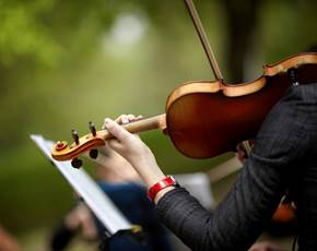 Outdoor Classical Music